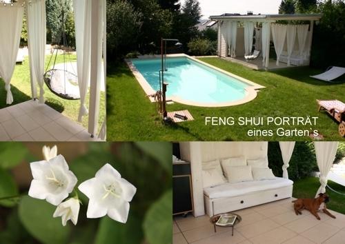 Feng Shui Poolhaus